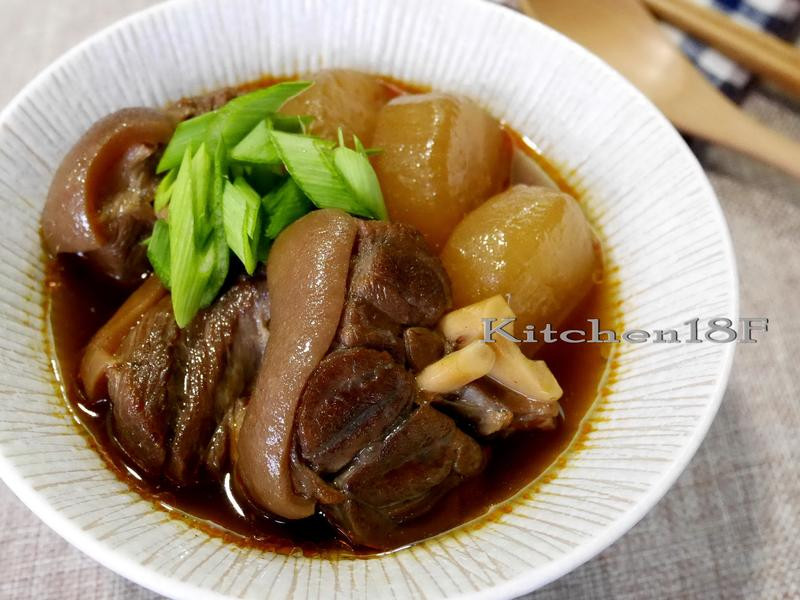 紅燒羊肉鍋_電鍋料理