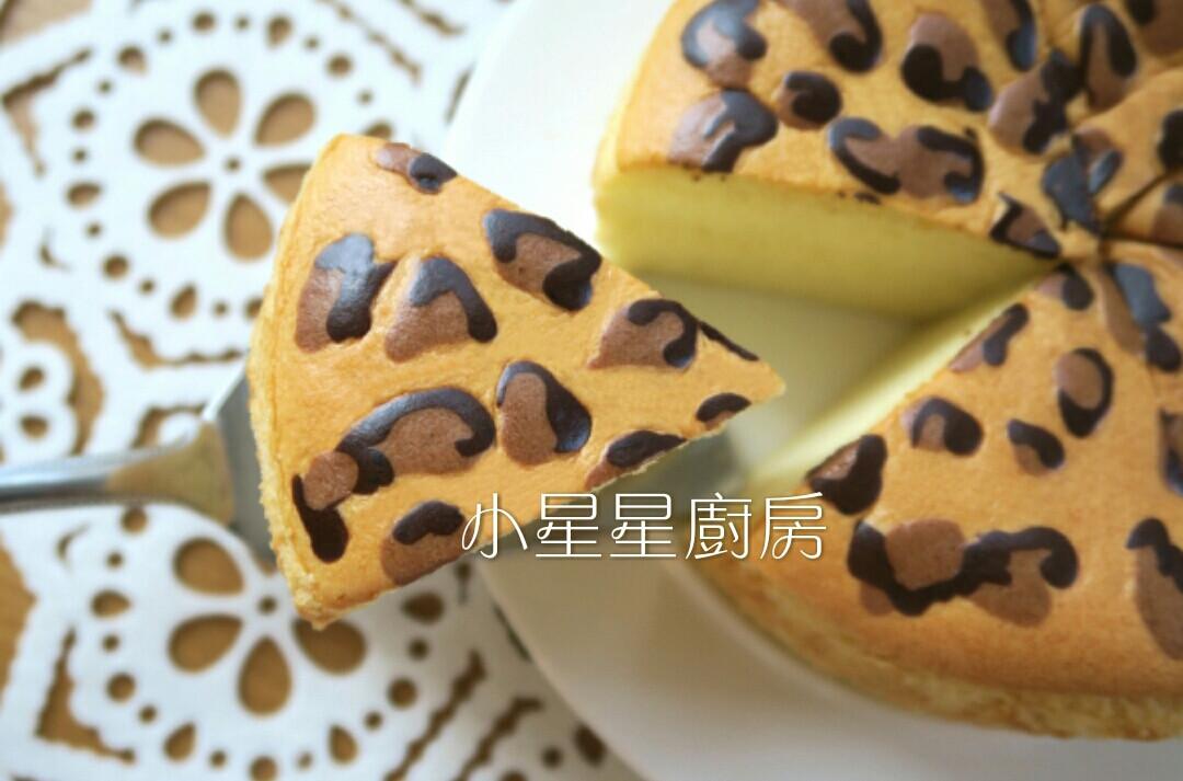 豹紋蜂蜜棉花蛋糕,潮翻啦!