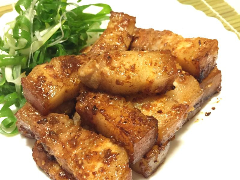 玩味。味噌燒肉