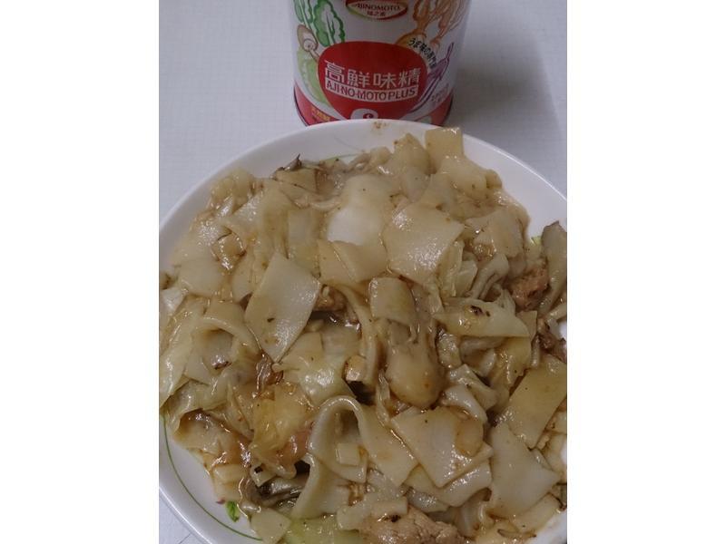 炒河粉「味之素品牌」高鮮味精