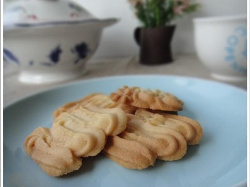 滿口奶油香:維也納酥餅