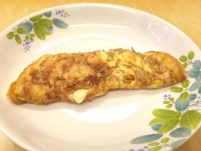 露營早午餐/下午茶 - 菇菇蛋左香濃起司