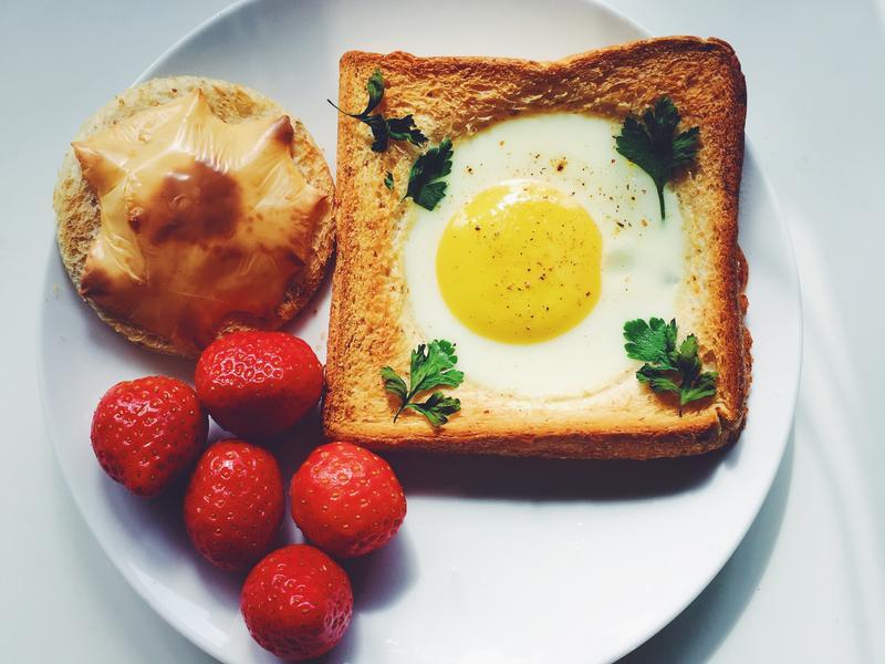賴床必學 用烤箱快速做出營養早餐 2