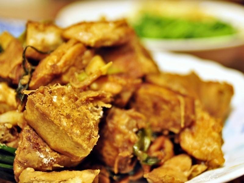 搶眼家常菜:芋頭燒雞