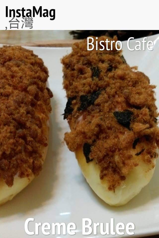 台式麵包~橄欖包肉鬆胖-湯種法