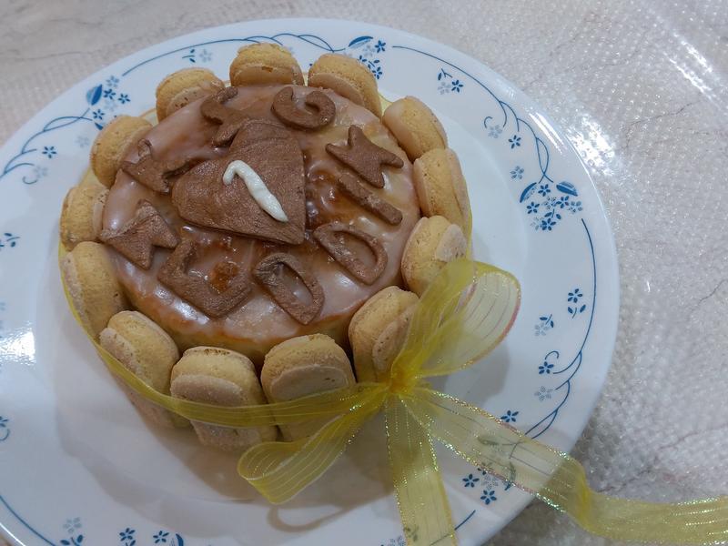 檸檬糖霜磅蛋糕+翻糖裝飾