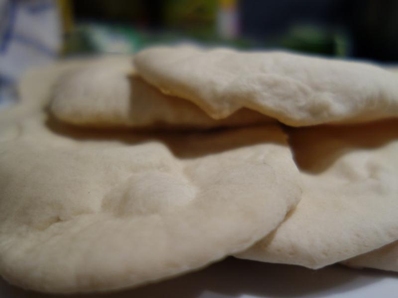 Pita 皮塔餅 (口袋餅)