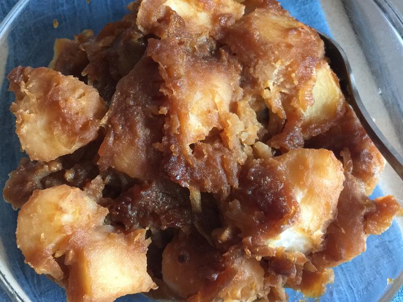 韓式醬馬零薯