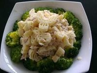 洋蔥鮪魚義大利麵沙拉