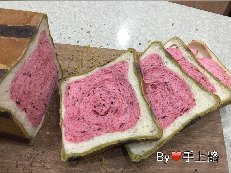 🍉🍞西瓜造型土司🍉🍞