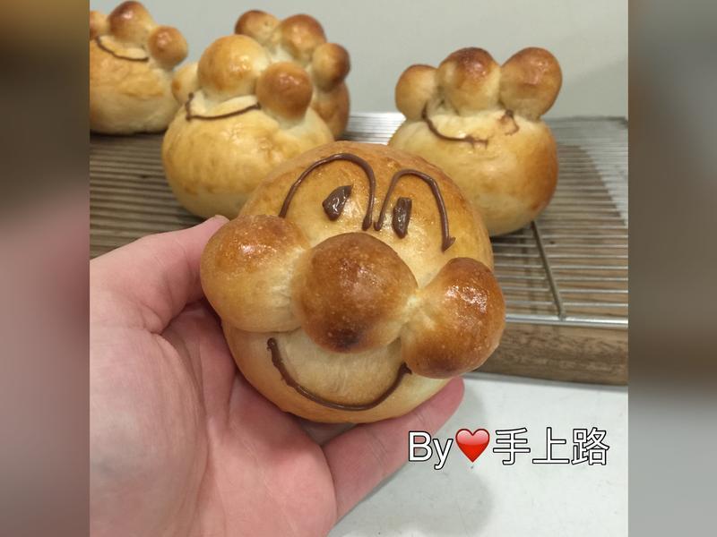 麵包超人造型麵包