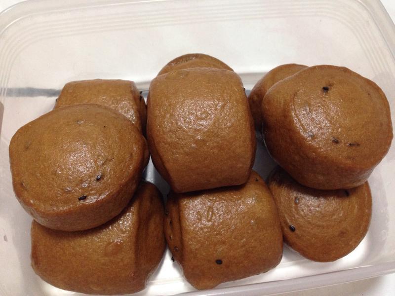 沖繩黑糖饅頭