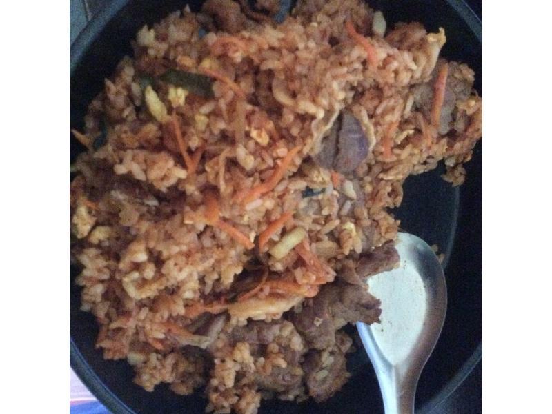 雜牌韓式炒飯
