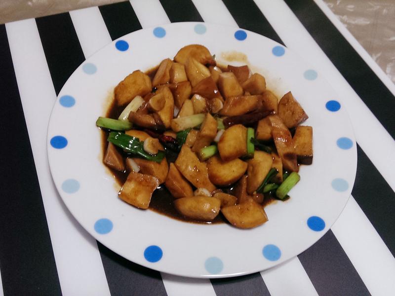 京醬杏鮑菇