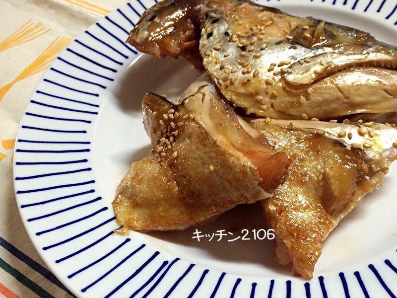 日式煮魚--魚煮付け--