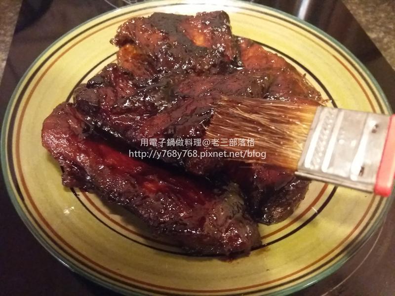 電子鍋也能做蜜汁叉燒肉