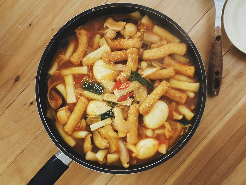 |韓|Ddeokbokki떡볶이辣炒年糕
