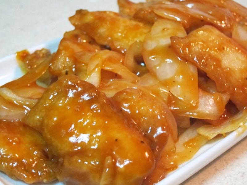[熱炒必點] 糖醋魚片