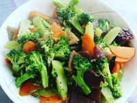 彩色花椰菜