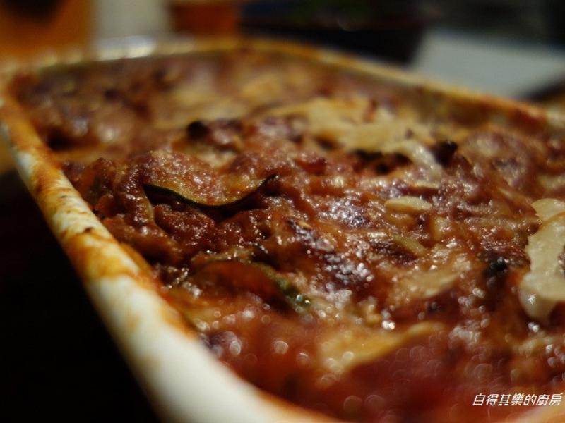 據說是世界上最棒的千層麵 Lasagna