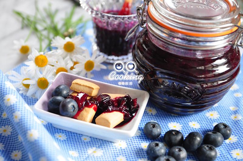 藍莓蘋果醬【智利藍莓】