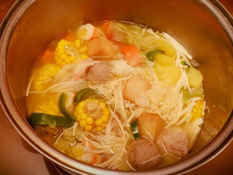 蔬果高湯·亦可當作給寶寶的副食品