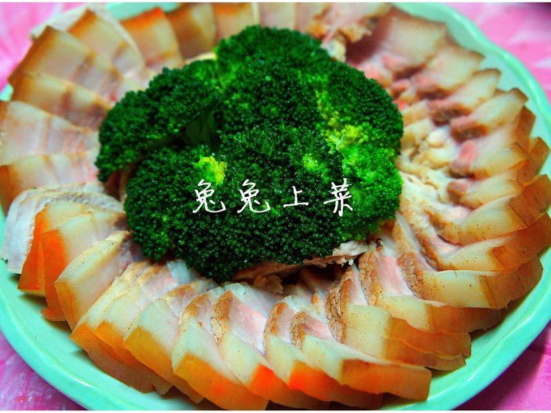 花樣白切肉(年菜)