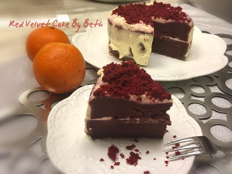 紅絲絨蛋糕