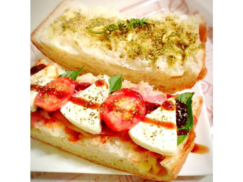 義大利番茄培根起司三明治[蕃茄醬懶人料理