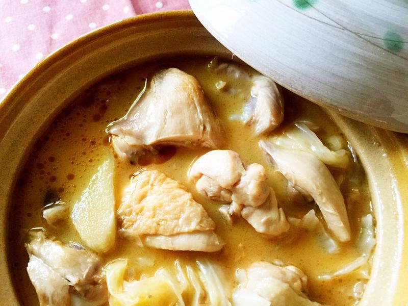 麻油雞 (電鍋版)