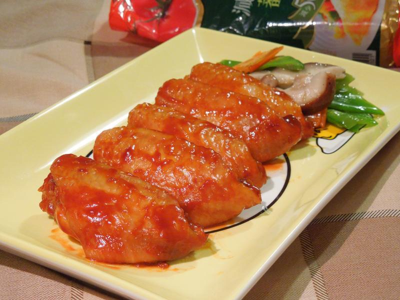 高升鳳翼_番茄醬懶人食譜
