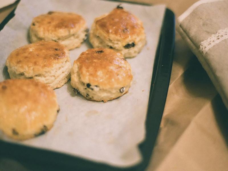英式鬆餅 scone