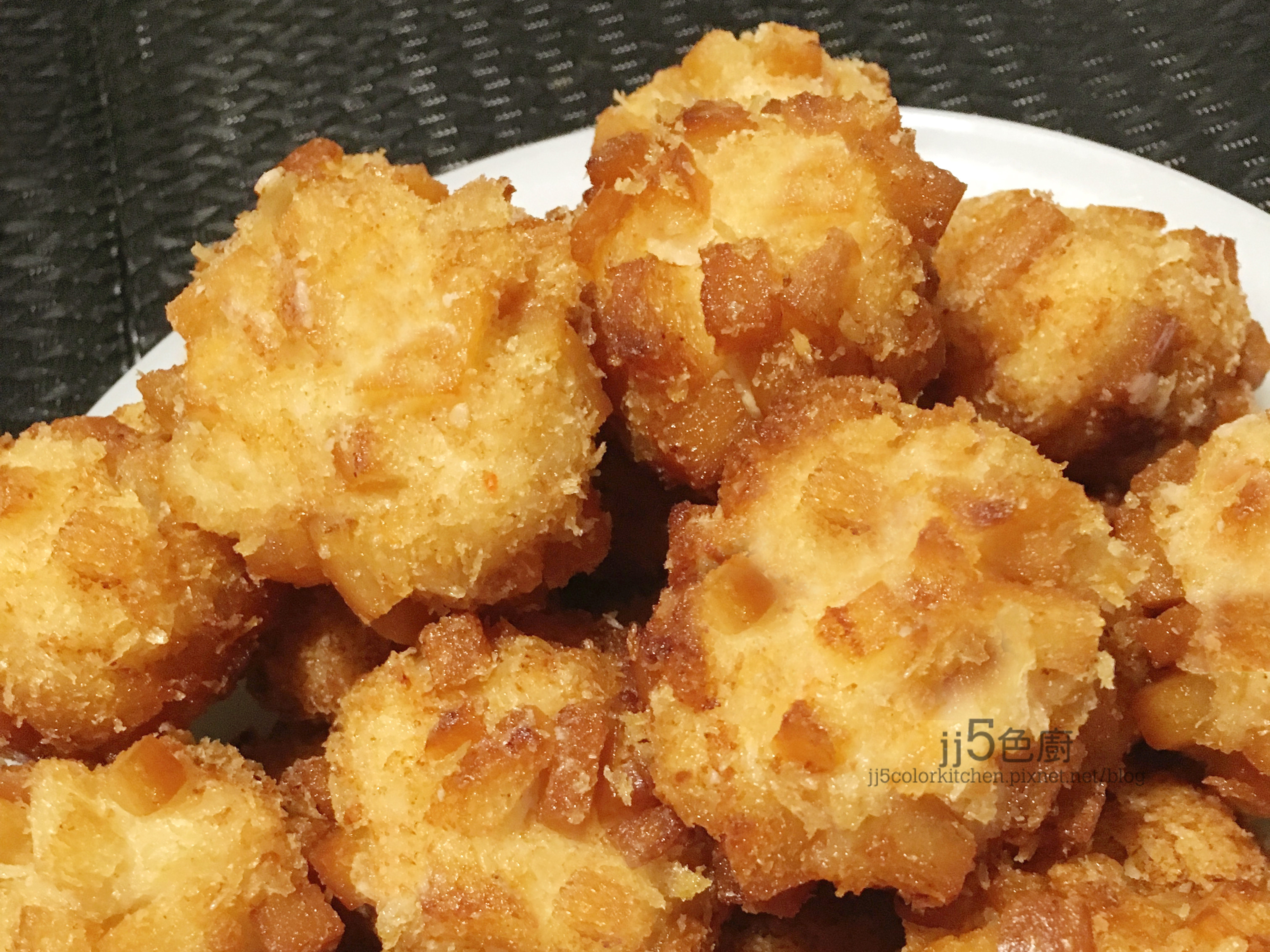 黃金炸蝦球