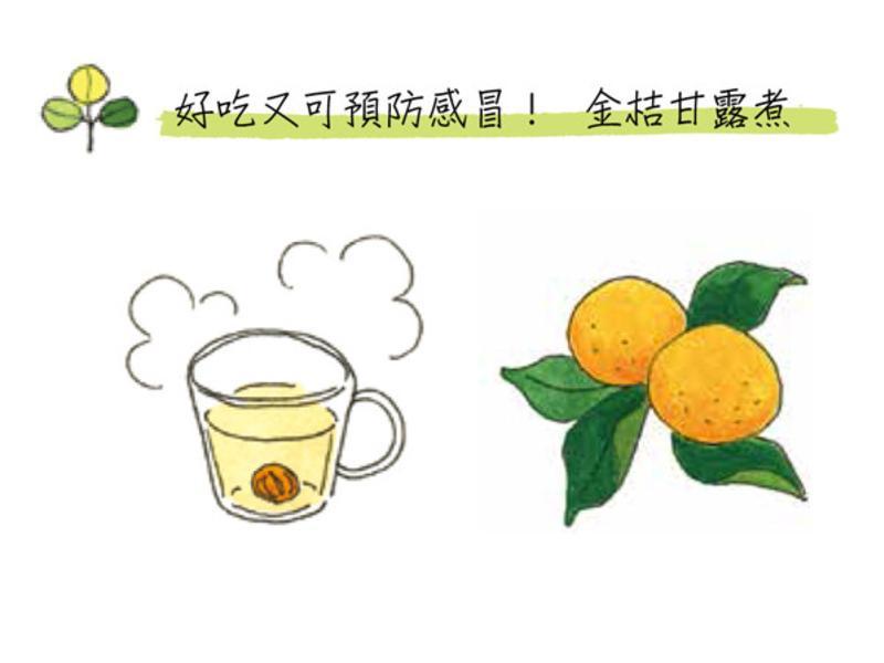 《日本生活家的歲時雜記》金桔甘露煮