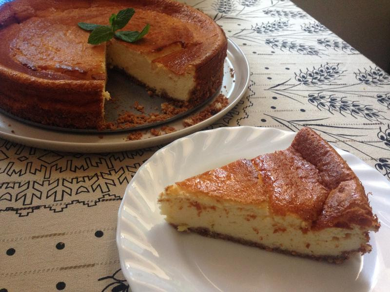 蛋糕15---土耳其優格蛋糕
