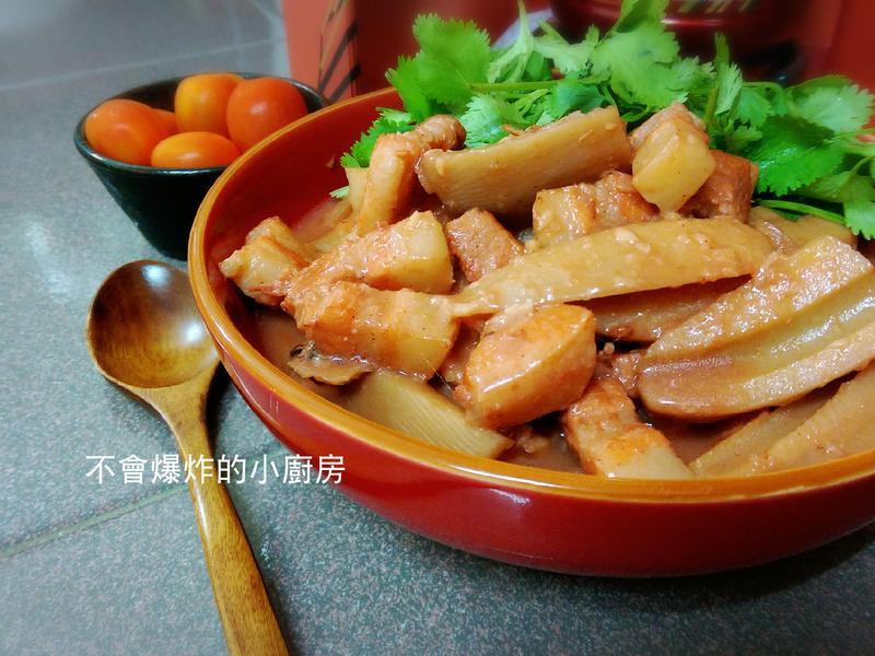 南乳蓮藕燉花肉