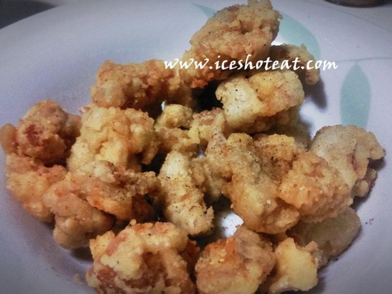 簡易香酥鹽酥雞