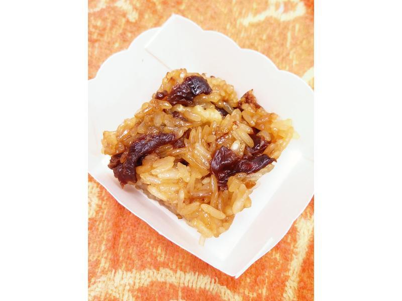核桃桂圓甜米糕