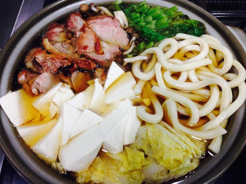 日式火鍋~鴨鍋
