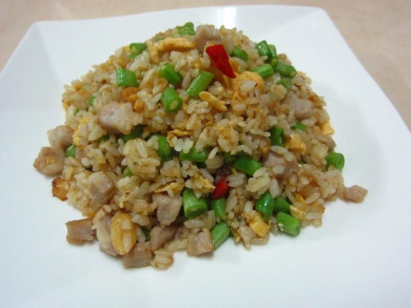 ♥我的手作料理♥松坂四季炒飯