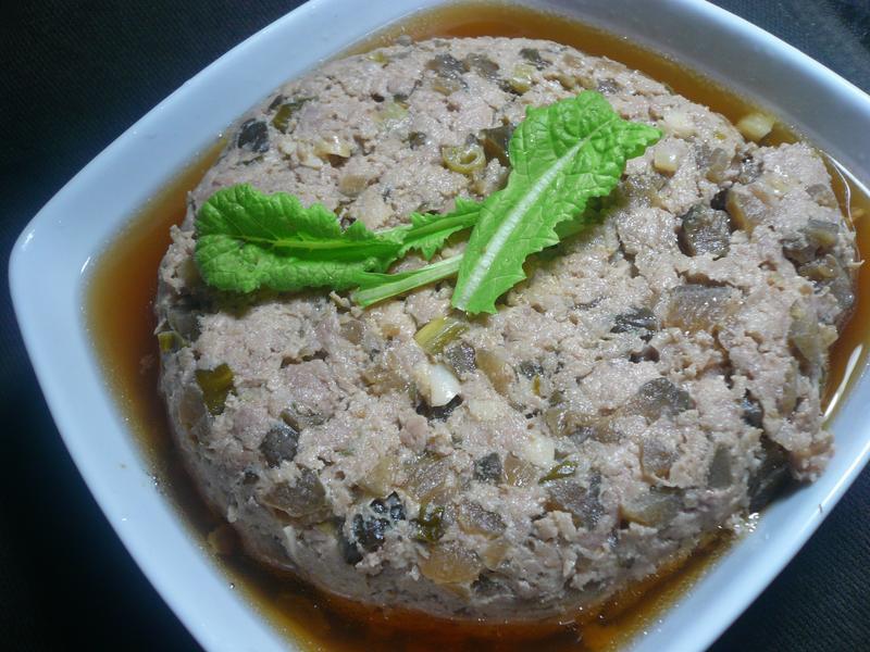 電鍋料理─花瓜蒸肉餅─全聯料理王大賽