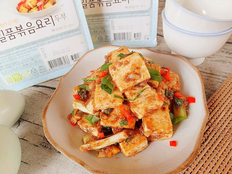 金沙豆腐-pulmuone