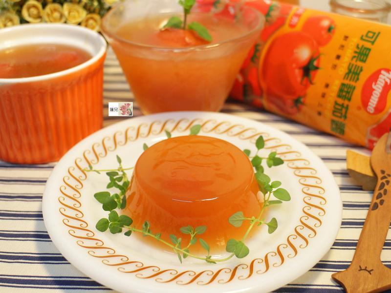 蕃茄凍【蕃茄醬懶人料理】