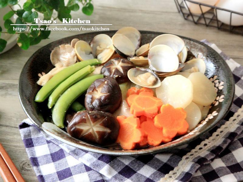 味噌蛤蜊燉菜【大同複合料理無水鍋】