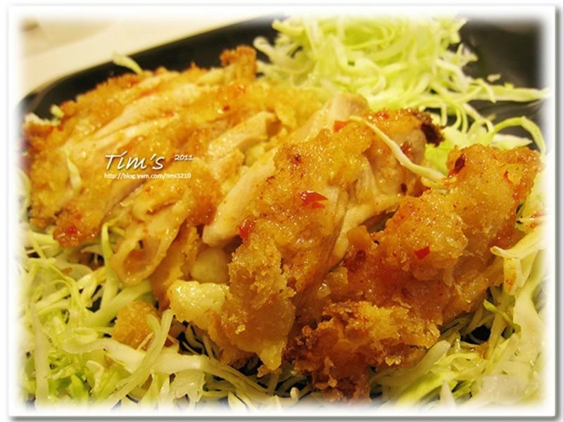 [提姆士食譜] 夏日風泰式椒麻雞 - 酸甜開胃泰式料理