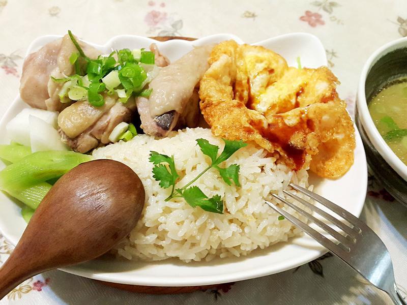 星洲海南雞飯