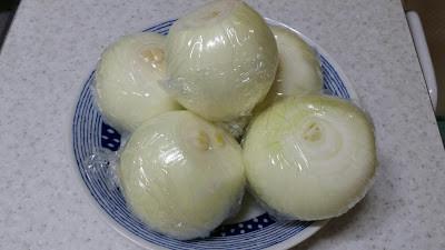 洋蔥冷藏保管法 양파 냉장보관법
