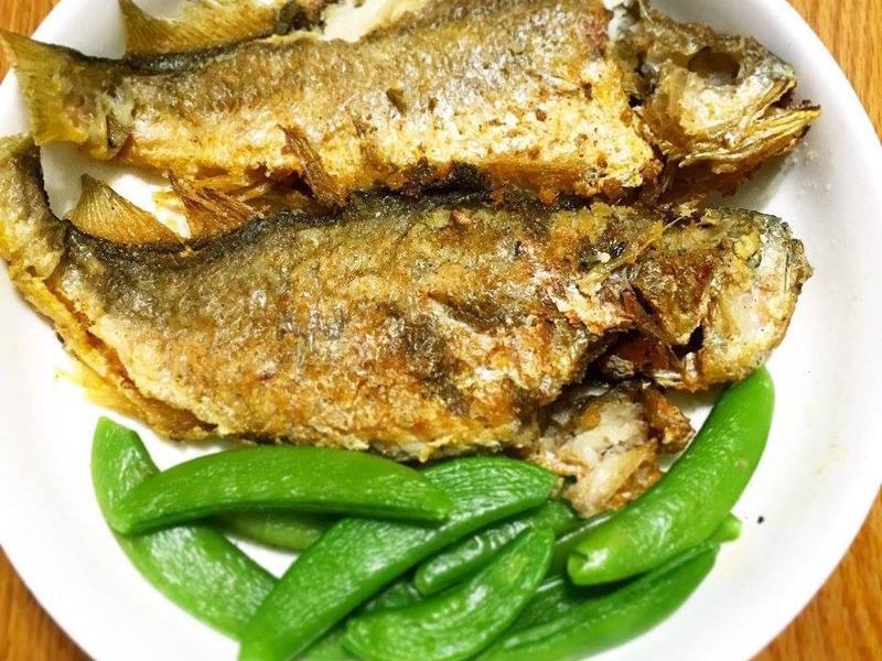 黃魚愛吃甜豆