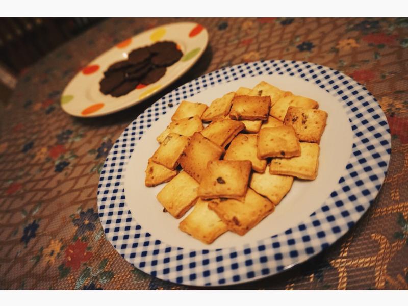 《簡易》香蔥起司脆餅