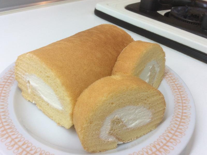鮮奶油蛋糕捲(烘焙展西式食譜)